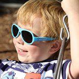 美國BABIATORS 嬰幼兒太陽眼鏡 陽光藍
