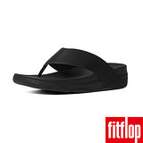FitFlop™ (男款)SURFER™ PERF LEATHER-黑色