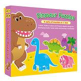 【人類文化】母子地板大拼圖-恐龍(Dinosaur Puzzles)