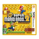 Nintendo 3DS遊戲軟體 3DS日文主機專用- 新超級瑪利歐兄弟2