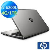 【HP】Notebook 15-ay020TX (i5-6200U/4G/1TB/M430-2G/win10) 筆電
