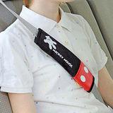 【NAPOLEXx迪士尼】米奇安全帶護套WD293 (汽車︱內裝︱保護套)