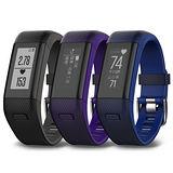 Garmin vivosmart HR+進階腕式心率GPS智慧手環