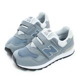 New Balance (大童) 經典復古鞋 灰藍 FS313SBI