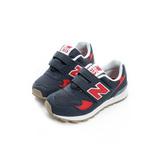 New Balance (童) 經典復古鞋 藍紅白 FS313BRI