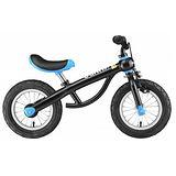KUNDO 成長型二合一兒童(平衡/腳踏)車-藍12吋