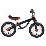 KUNDO 成長型二合一兒童(平衡/腳踏)車-紅12吋