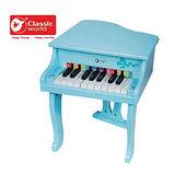 【Classic world 德國經典木玩客來喜】蒂芬妮18鍵木製鋼琴