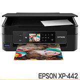Epson Expression Home XP-442 六合一Wi-Fi雲端複合機