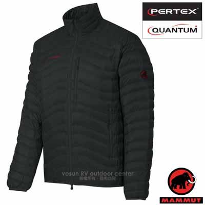 【瑞士 MAMMUT 長毛象】男 Broad Peak Light IS 可收納超輕保暖羽絨外套(FP 850+).鵝絨外套.夾克/PERTEX表層防潑水/18380-0001 黑