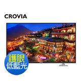 【CROVIA】39型護眼低藍光LED液晶顯示器+視訊盒(39CR-DF1)含運送
