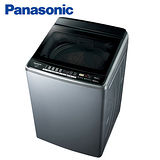 Panasonic 國際牌 16公斤 雙科技變頻不鏽鋼 洗衣機 NA-V178BBS