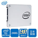 Intel 540s 240GB SSD 固態硬碟