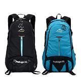 【FREEKNIGHT】 55L大容量休閒/登山背包FK0219(BU藍/BK黑色)