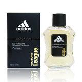 Adidas 愛迪達 VICTORY LEAGUE 卓越自信 運動男性淡香水 100ml