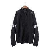 Adidas (男) 尼龍防風外套 黑 AA6930