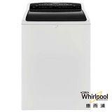 Whirlpool惠而浦15公斤直立短棒洗衣機 WTW7300DW 送安裝