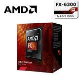【AMD】FX-6300 六核心 CPU 處理器(全新盒裝)