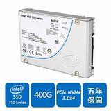 Intel英特爾 750系列 400G U.2 SSD固態硬碟