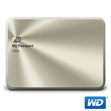 WD 威騰 My Passport Ultra 2TB 2.5吋 金屬行動硬碟