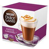雀巢 NESCAFE Dolce Gusto 焦糖巧克力歐蕾膠囊( Choco Caramel )(單盒入,共16顆)