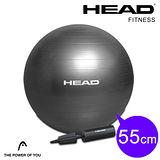 【HEAD 海德】專業防爆瑜珈球-55cm