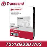 Transcend 創見 SSD370S 512GB SSD 固態硬碟 / TS512GSSD370S