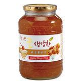 花泉蜂蜜薑母茶果醬1kg