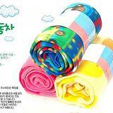 【PS Mall】雙面絨兒童毯空調毯嬰兒毯子 (J1541)