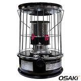 ▼【OSAKI】第二代黑金剛鈦合金煤油暖爐 OS-88