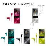 SONY NW-A26HN 高解析Hi-Res 隨身聽-32GB