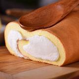 新品上市【艾波索-北海道特濃鮮乳捲18公分】主廚純手工精心製作