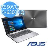 ASUS 華碩 X550VQ i5-6300HQ 15.6吋FHD 4G記憶體 1TB W10 940MX 2G獨顯效能筆電