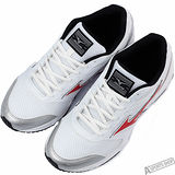 mizuno 男 MAXIMIZER 18 慢跑鞋 白 -K1GA161461