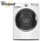 Whirlpool惠而浦 15KG美國原裝滾筒洗衣機 WFW92HEFW 送安裝+送奇美清淨機