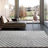 范登伯格 巧薇格 超細柔折疊地毯-100x150cm