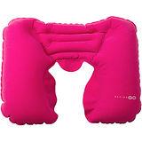 《DESIGN GO》護頸充氣枕(桃)