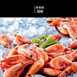 【極鮮配】北極甜蝦 (250g±10%/包)-1包(任選)