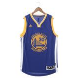 Adidas (男) 籃球背心 藍黃 A45910