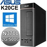 ASUS K20CE-0111A 四核Win10電腦 (N3700/2G/500G/WIN10)
