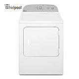 【Whirlpool惠而浦】12公斤瓦斯乾衣機 WGD4815EW 送安裝+超商禮券