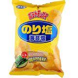 湖池屋海苔鹽洋芋片82g