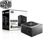 Cooler Master G500 80Plus 銅牌電源供應器
