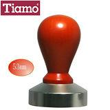 Tiamo 0914木柄鋁底填壓器53mm (HG2580)