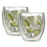 Tiamo 雙層玻璃杯 275cc/2入 (HG2232)