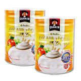 桂格 QUAKER 優纖麥精750g (兩罐入)