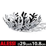 ALESSI 鋼亮地中海水果籃-大