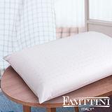 【Famttini】頂級平面透氣乳膠枕-1入