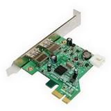 PC專用USB 3.0 PCI Express 轉接卡