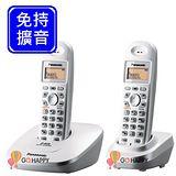 《Panasonic》 2.4GHz數位無線電話 KX-TG3612 (珍珠白)
